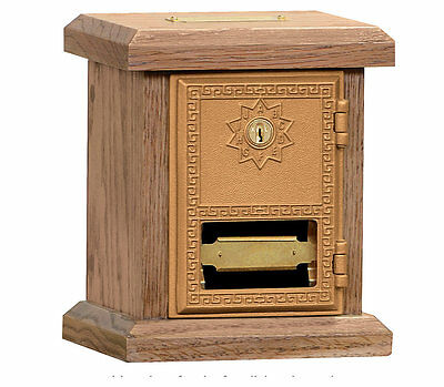 Locking Wall Mounted Mailbox Salsbury Industries Free Shipping High Quality