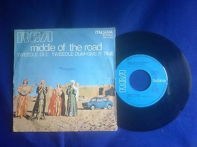 Vecchio Disco 45 Giri 1971 - Middle Of The Road -