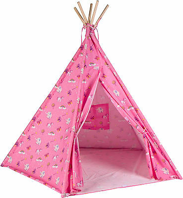 Canvas Play Teepee Trademark Innovations Free Shipping High Quality