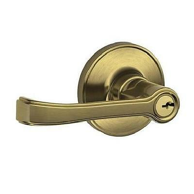 J Series Torino Keyed Door Lever Schlage Free Shipping High Quality