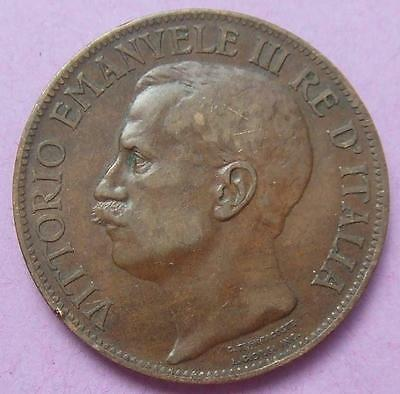 Italy - 10 Cents 1861-1911 - Excellent Condition............Ju199