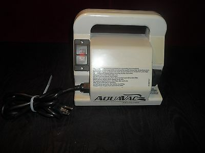 Aquavac systems Pool Cleaner Power Supply Hayward model # RC30000DC tested