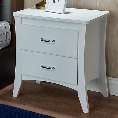 Babb 2 Drawer Nightstand ACME Furniture Free Shipping High Quality