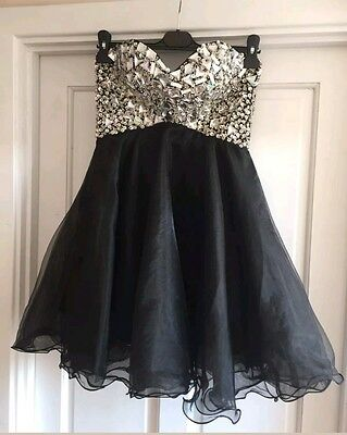 Stunning Prom/Party/cocktail Dress Size 12/10