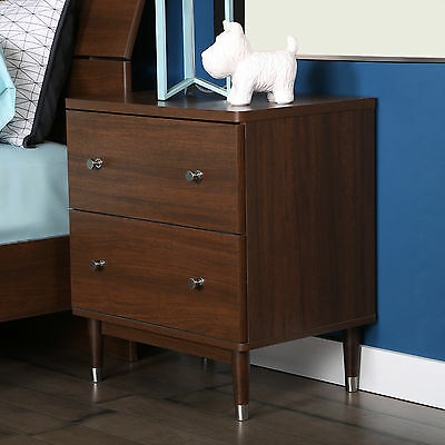 Olly 2 Drawer Nightstand South Shore Free Shipping High Quality