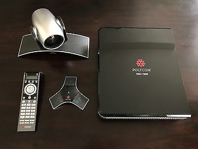 Polycom HDX 7000 HD - Video Conferencing System