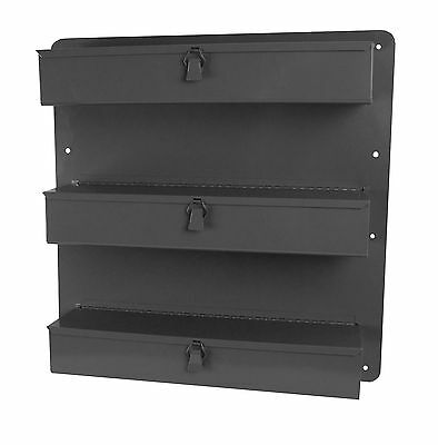 "21""W 3-Row Door Tray Durham Manufacturing Free Shipping High Quality"
