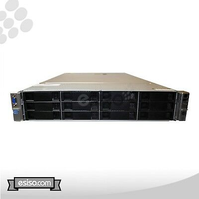 "HP DL380e Gen8 G8 Barebones 12x 3.5"" Hotswap HD Bay w/ 2x 460W PSU FREE SHIPPING"