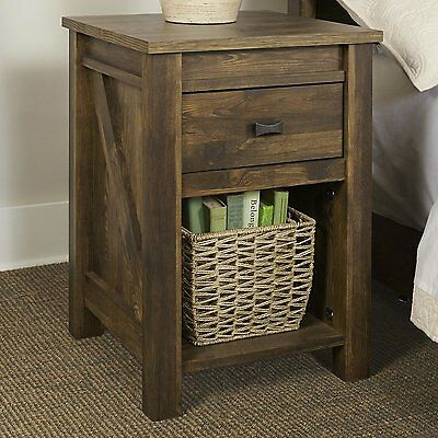 Gilby 1 Drawer Nightstand August Grove Free Shipping High Quality