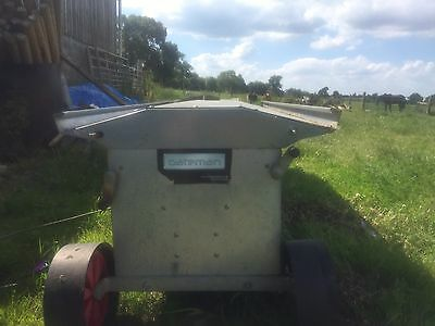 Bateman Lamb Creep Feeder