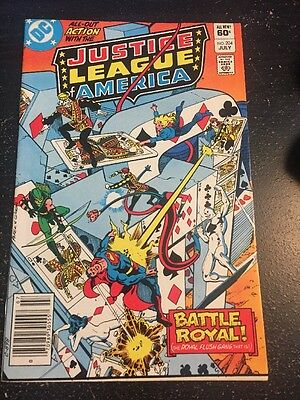 Justice League Of America#204 Incredible Condition 9.0(1982) Cool!!