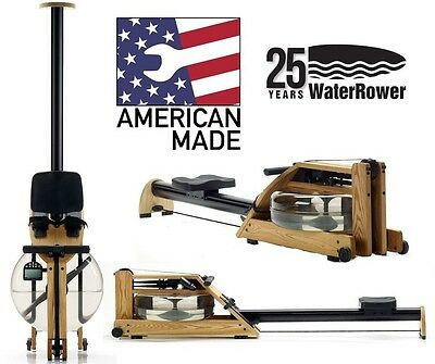 WATERROWER A1 GX SERIES WATER ROWER.. Latest 2017 Model..