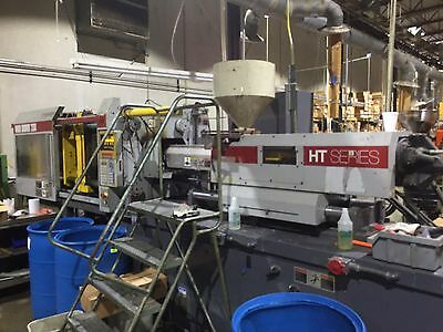 Van Dorn Injection Molding Machine HT 230