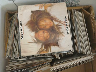 30x7inch singles from the 80s..joblots..