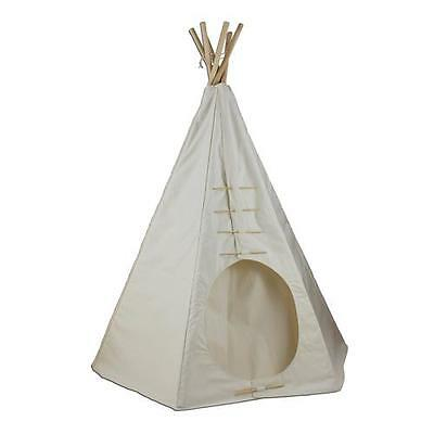 Powwow Lodge Round Door 6' Play Teepee Dexton Free Shipping High Quality