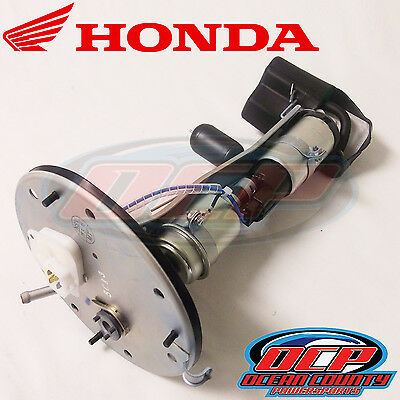 New Genuine Honda 2002 - 2013 Silver Wing 600 Fsc600A Oem Fuel Pump Assembly