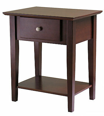 Campbell 1 Drawer Nightstand Andover Mills Free Shipping High Quality