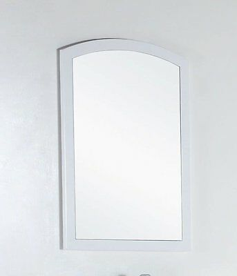 Wood Framed Bathroom Wall Mirror Bellaterra Home Free Shipping High Quality