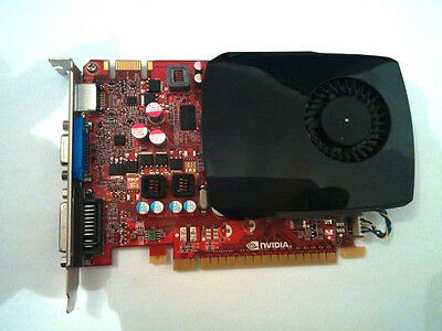 Nvidia Geforce GT545 3GB DDR3 PCIe16 Graphics Card 649669-001 / 657107-001