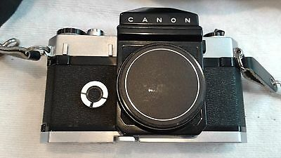 Vintage Canon Canonflex SLR 35mm Camera *FREE SHIPPING