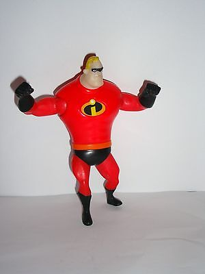 Mr Incredible - Disney The Incredibles Action Figure - Mcdonalds Toy