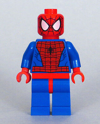 LEGO Marvel Super Heroes 10665 10687 - Spider-Man Minifigure Spiderman (NEW)