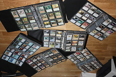 500 Rares + Uncommons Lot / Pack Magic the Gathering MTG für Sammlung / Deck