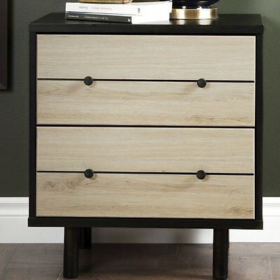 Morice 2 Drawer Nightstand South Shore Free Shipping High Quality