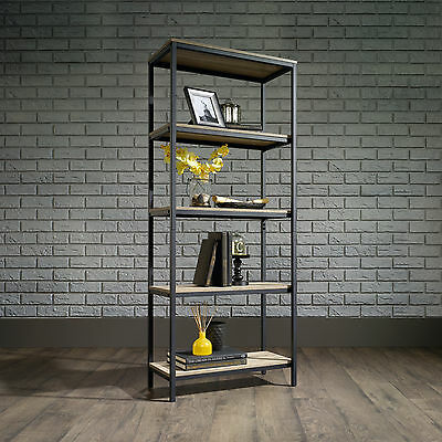 "Ermont 57"" Etagere Bookcase Laurel Foundry Modern Farmhouse Free Shipping"