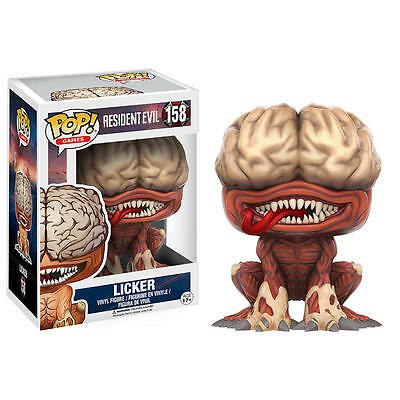 Funko Pop Games Resident Evil - Licker - Vinyl Action Figure Collectible Toy 158