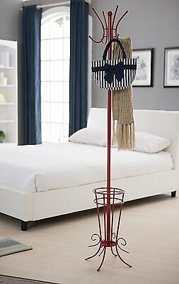 Coat Rack with Umbrella Holder Andover Mills Free Shipping High Quality