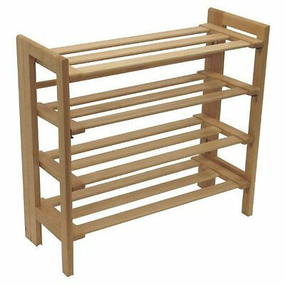 4-Tier Shoe Rack Luxury Home Free Shipping High Quality