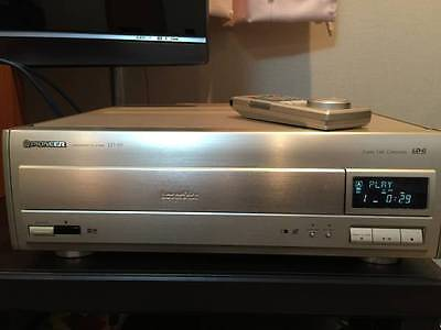 Pioneer LD-S9 near MINT excellent condition with remote fr JAPAN