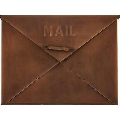 Eakins Wall Mounted Mailbox Darby Home Co Free Shipping High Quality