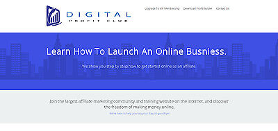 Affiliate Marketing Business For Sale - Business Opportunity - Free Domain/host