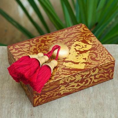 Imperial Mae Ping Jewellery Box Novica Free Shipping High Quality