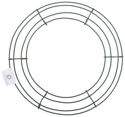 "Wire Wreath Frame 12"" 36003"