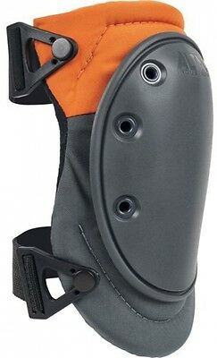 Pair of Knee Pads Quick Release Tightening Straps for Work Sliding Crouching