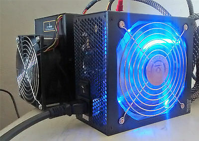 NEW 1000W 80+ 6x PCIE Power Supply for Bitmain Antminer S3 S5 Bitcoin Mining Rig