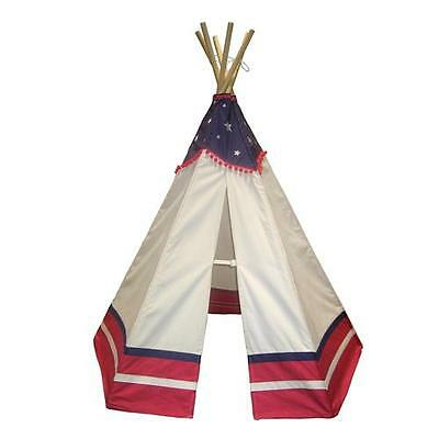 American 60' Play Teepee Dexton Free Shipping High Quality