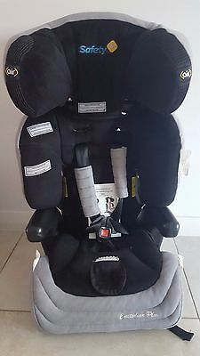 Child Baby Car Booster Seat Safety 1st Air Custodian Plus - Great Condition