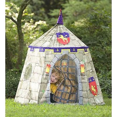Medieval Castle Play Tent Magic Cabin Free Shipping High Quality