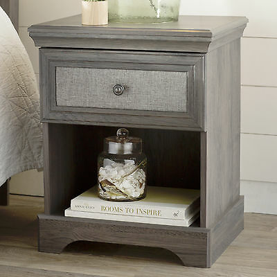 Middleton 1 Drawer Nightstand August Grove Free Shipping High Quality