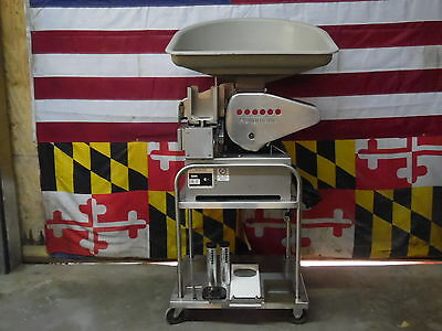 Hollymatic Super 54 Hamburger Patty Maker Forming Machine with Paper Option