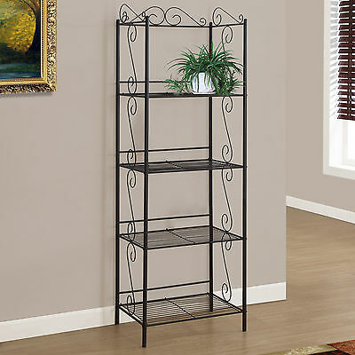 "Brant 70"" Etagere Bookcase Monarch Specialties Inc. Free Shipping High Quality"