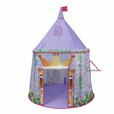 Tentsy Princess Castle Play Tent Checkey Limited Free Shipping High Quality