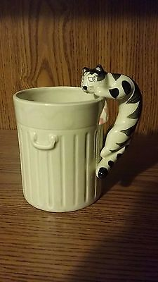 Alley Cat Coffee Cup
