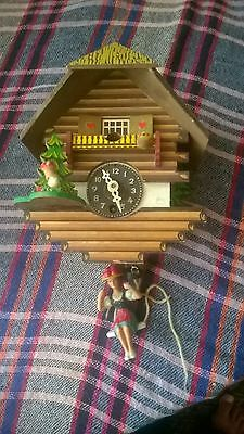 cuckoo clock  for parts