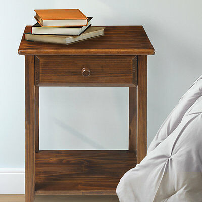 Andress 1 Drawer Nightstand Charlton Home Free Shipping High Quality