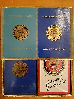 TWO DECKS AIR FORCE Two PLAYING CARDS  NEW MIB - Vintage